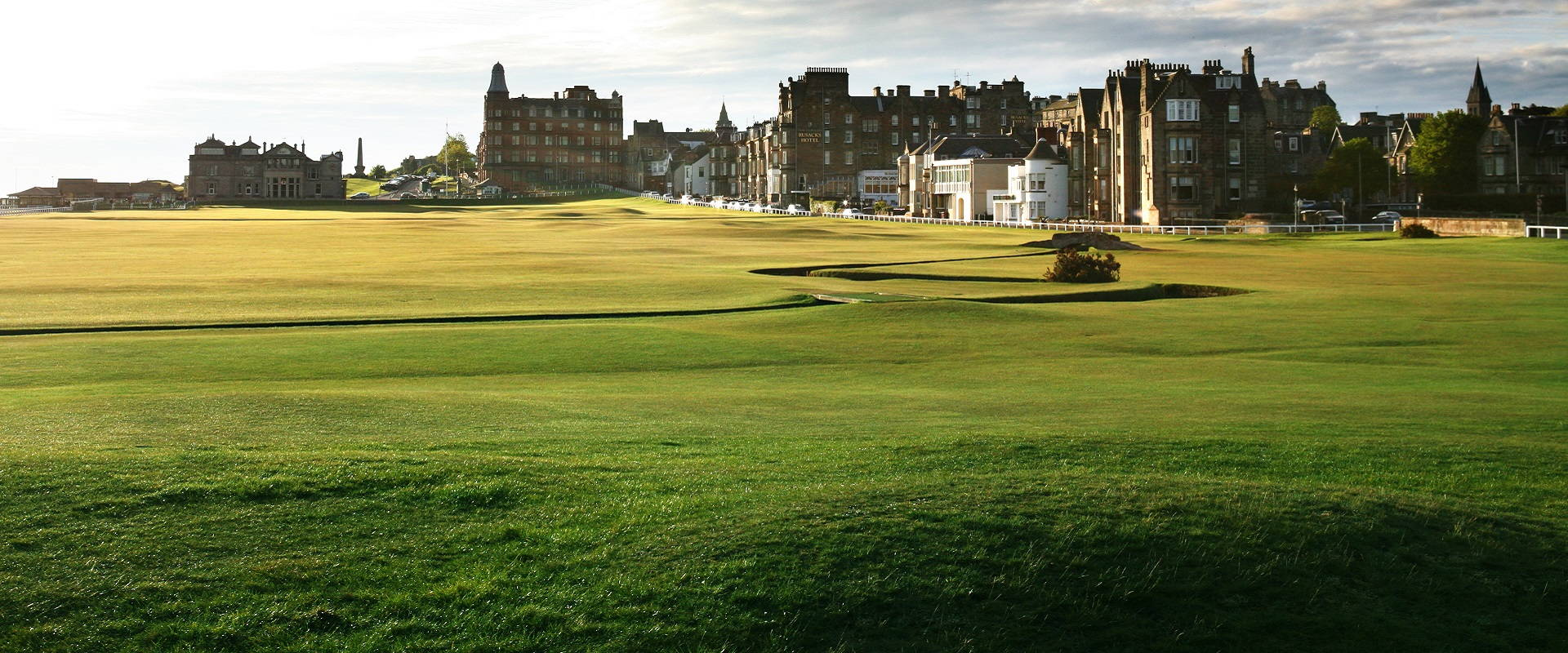 Old Course Special Offer –October 2019