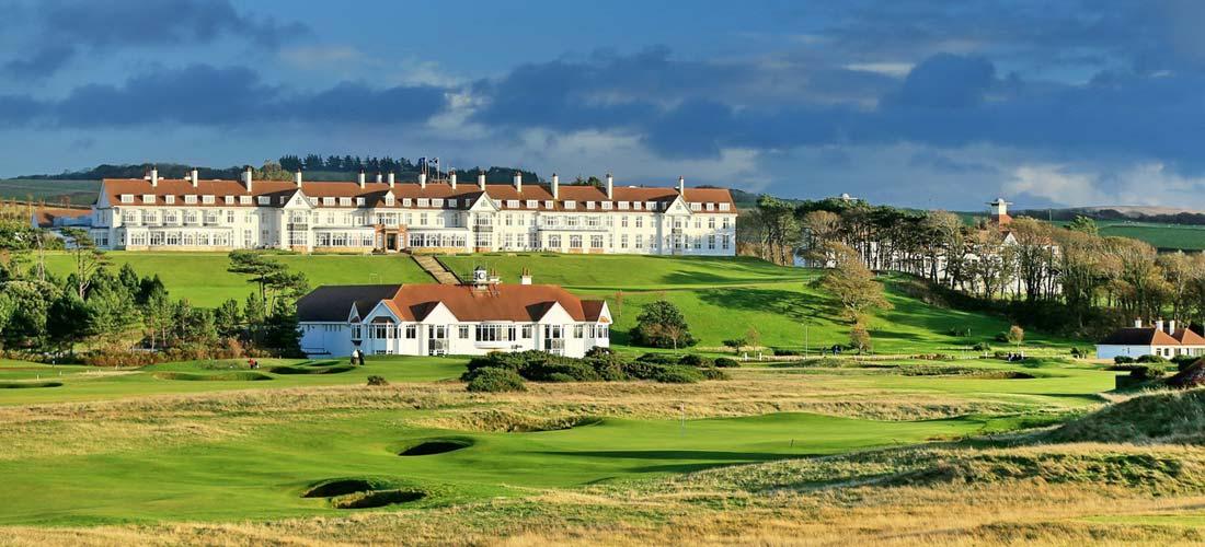 Luxury Scottish Island Golf Experience
