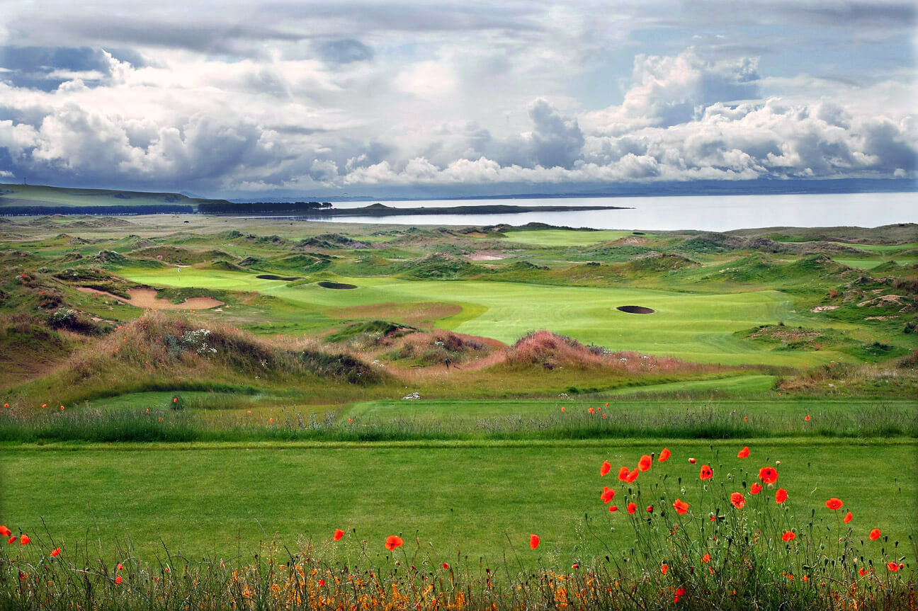 Dumbarnie Links – Scotland's Latest Links Golf Course